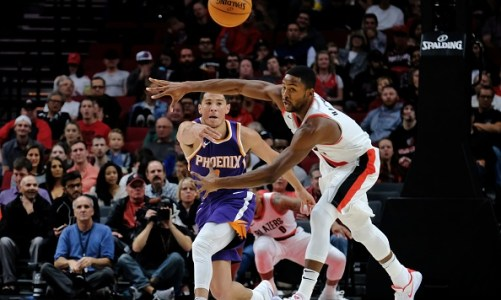 Report: Suns' Devin Booker could be trade target for Heat if they strike out in 2021