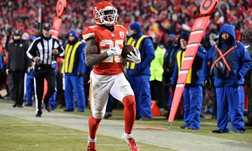 Fantasy Battle: Antonio Brown vs Damien Williams