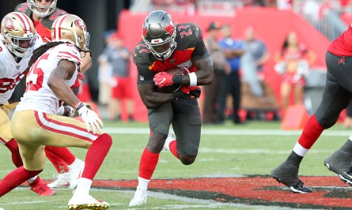 TNF Fantasy Preview: Tampa Bay Buccaneers vs Carolina Panthers