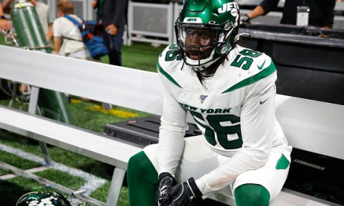 New York Jets: Cut Jachai Polite – Strange End to Mike Maccagnan Era