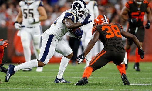 Los Angeles Rams win gritty game over Cleveland Browns on SNF