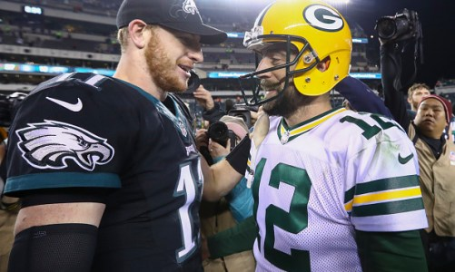 TNF Fantasy Preview: Philadelphia Eagles vs Green Bay Packers