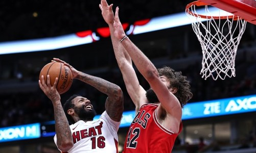After banishing James Johnson from camp, Heat making sure there's no culture slippage