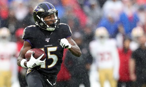 Thursday Night Football DFS Week 15
