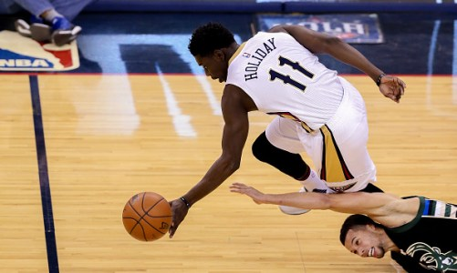 Should the HEAT target Jrue Holiday?