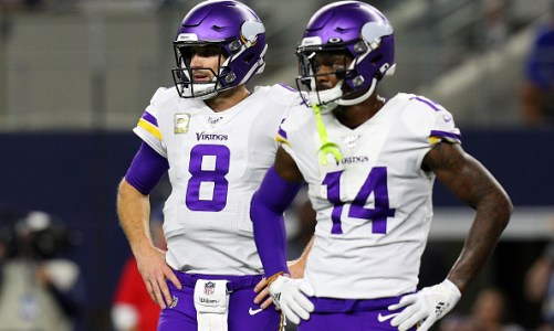 Monday Night Football DFS Week 13: Vikings vs Seahawks