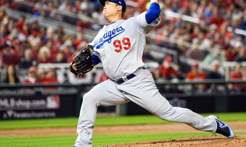 Hyun-Jin Ryu Signs With the Toronto Blue Jays