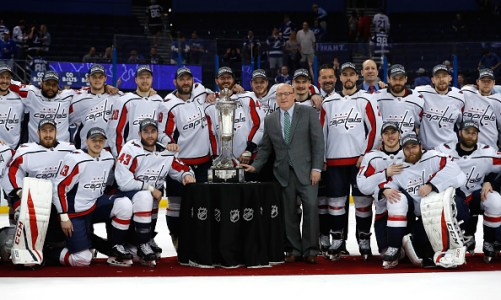 Washington Capitals All-Decade Team