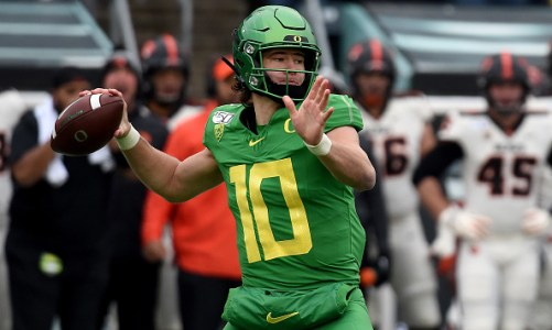 Mike's 2020 NFL Mock Draft 2.0 (Round One)