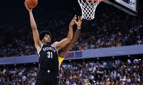 NBA DFS Fave Five, February 20th, 2020