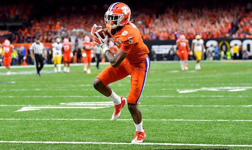 Tee Higgins: 2020 NFL Draft Scouting Report