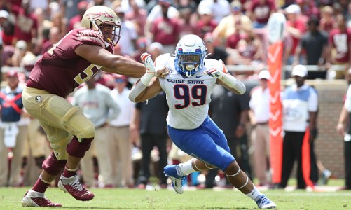 Curtis Weaver: 2020 NFL Draft Scouting Report
