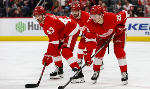"Detroit Red Wings: ""Big 3"" Prospect Report"