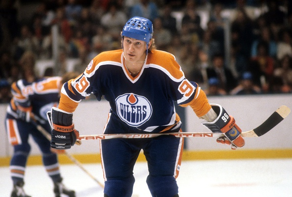 Blast from the Past: Wayne Gretzky, #99 and the GOAT of the NHL