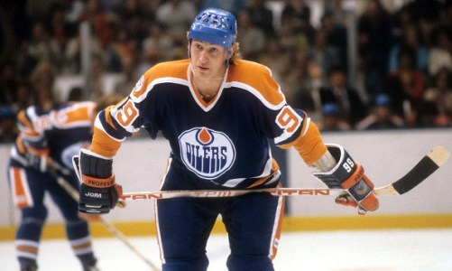 Blast from the Past: Wayne Gretzky