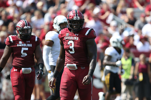 San Francisco 49ers Draft Review:49ers first-round pick Javon Kinlaw, DL, South Carolina