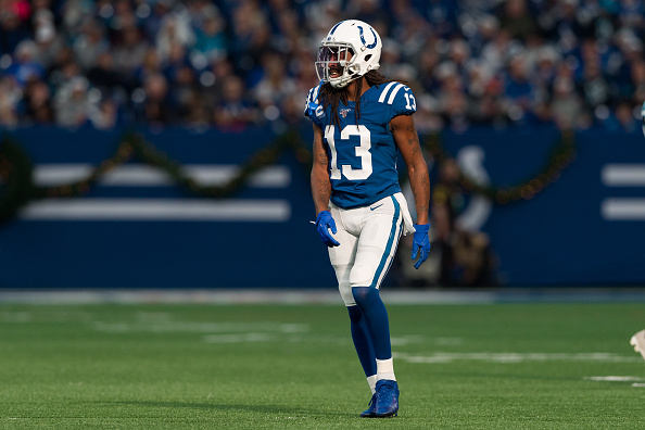 Top Wide Receivers to Buy Low in Dynasty T.Y. Hilton