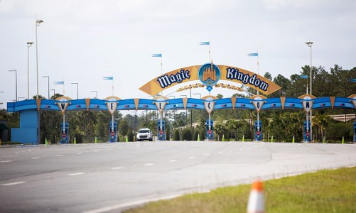 NBA Season To Resume at Disney World?
