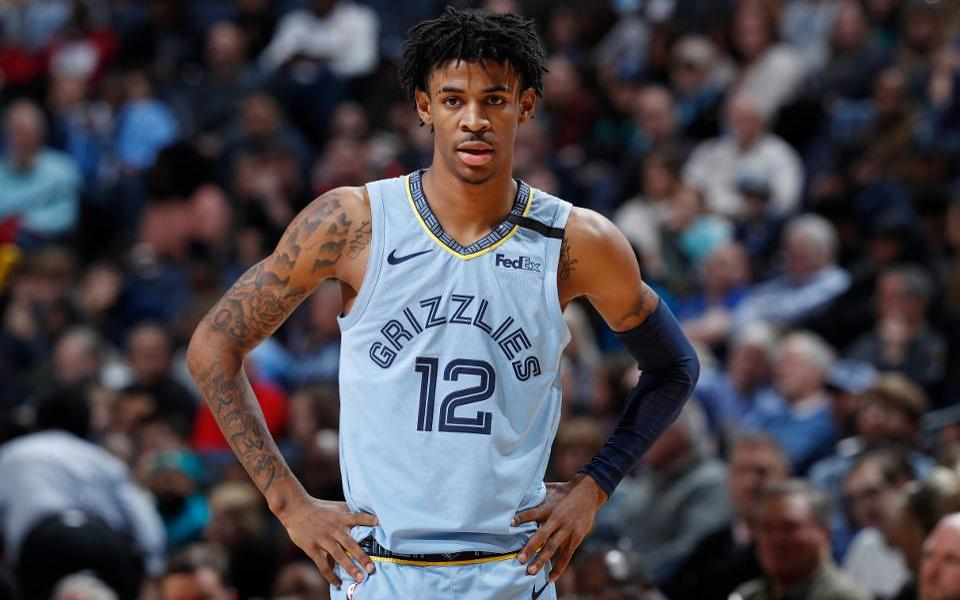 Top 4 NBA Rookies: Ja Morant
