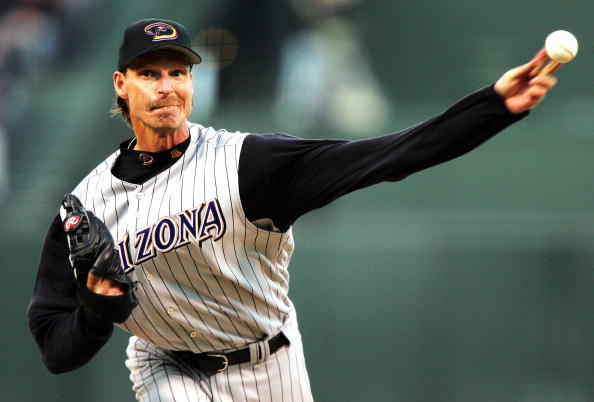 Arizona Diamondbacks Mount Rushmore: Randy Johnson