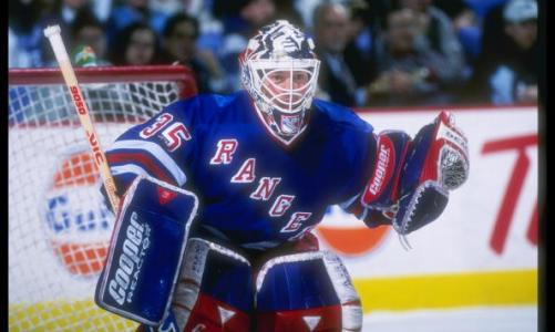 Blast From The Past: Mike Richter