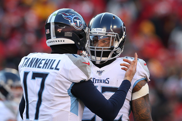 Tennessee Titans True or False: Ryan Tannehill and Derrick Henry