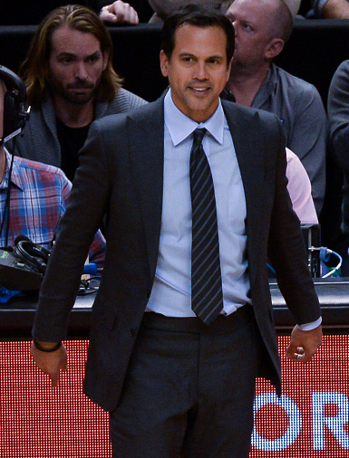 Erik Spoelstra says team is 'extremely motivated'