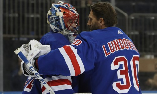 New York Rangers: Who Gets The Nod In Net, Igor Shesterkin or Henrik Lundqvist