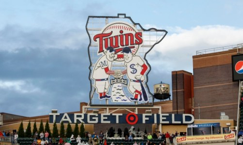 Minnesota Twins/Washington Senators Mount Rushmore