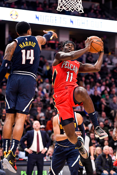 NBA DFS Jrue Holiday
