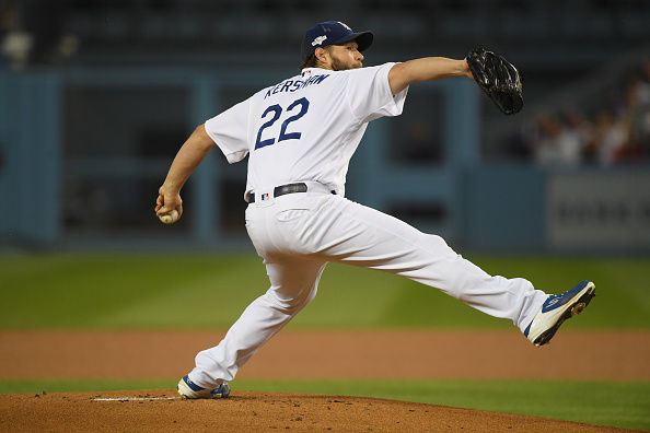 MLB DFS July 23: Clayton Kershaw