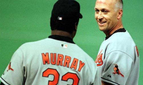 Baltimore Orioles Mount Rushmore