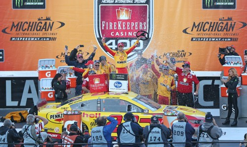 NASCAR Cup Series DFS: FireKeepers Casino 400