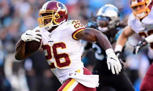 Washington Backfield Fantasy Breakdown Post Guice Fallout