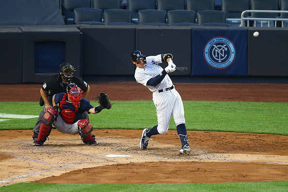 MLB's Best Hitters Of The Week Aaron Judge