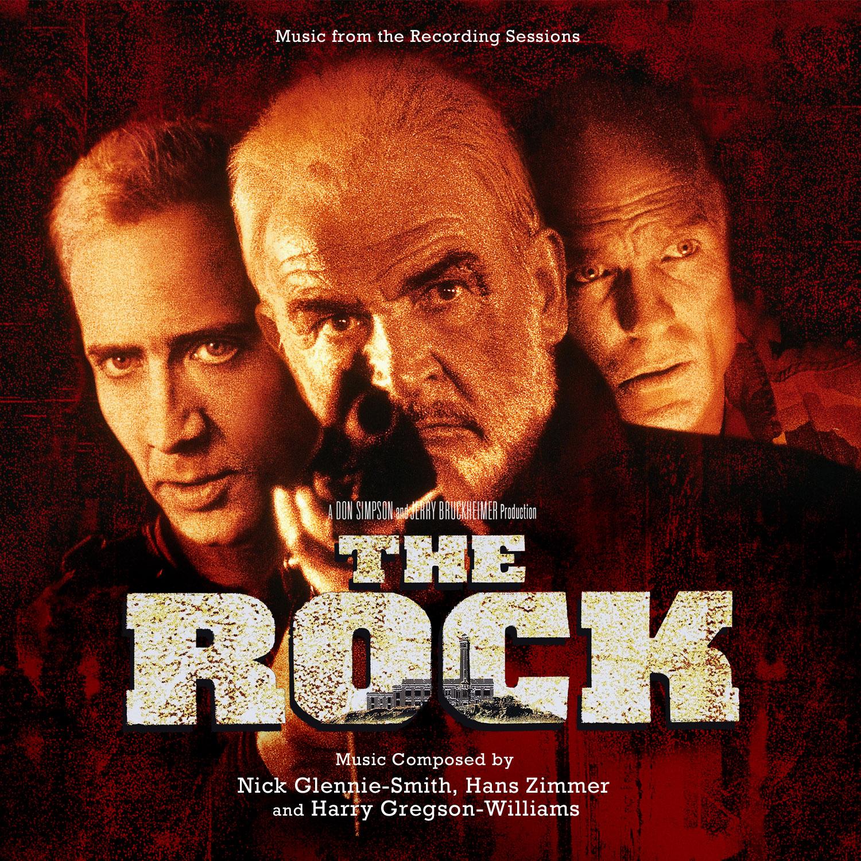 The Rock Soundtrack  The Score Designs