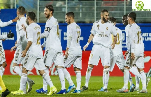 Real Madrid Vs Real Sociedad Starting Xi Kick Off Time Tips And