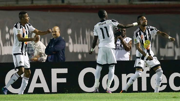 CAF Champions League Results: TP Mazembe 3 - 0 Zamalek full time