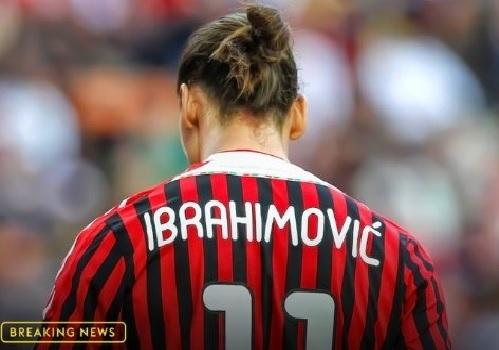 AC Milan Beat Cagliari 2-0 as Ibrahimovic Scores his First Goal