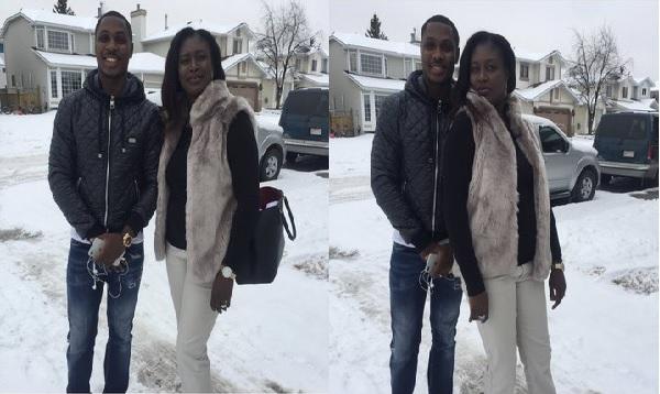 Former Super Eagles Striker Odion Ighalo Loss Sister