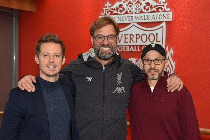 BREAKING: Jürgen Klopp Sign a Contract Extension With Liverpool till 2024