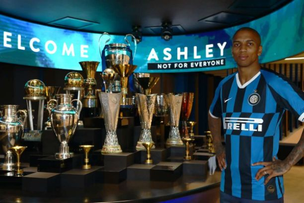 I'm very excited to join Inter and begin this new challenge - Ashley Young