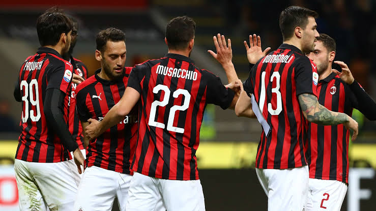 Rebic scores double as AC Milan beats Udinese 3-2