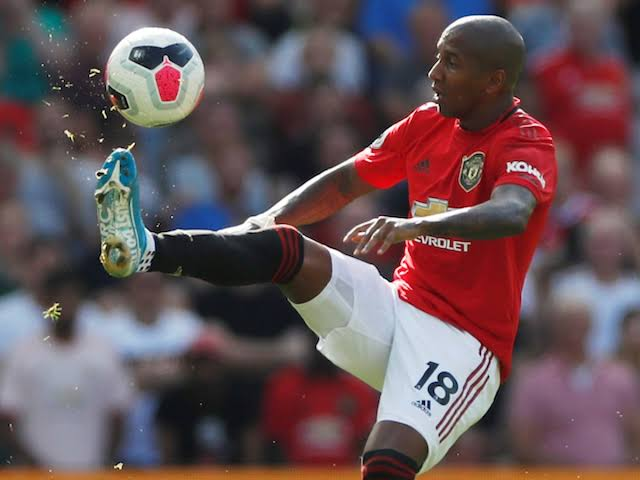 Manchester United Offer Ashley Young One Year Contract Extension