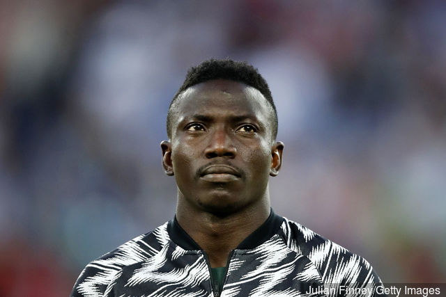 Etebo join Getafe on Loan Deal from Stoke City
