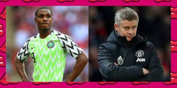 Former Nigeria Super Eagles striker Odion Ighalo becomes first Nigerian to play for Manchester United