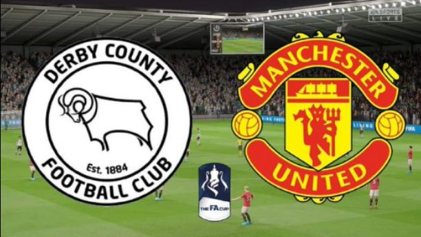 Derby vs Manchester United Live Stream, Where To Watch & Starting XI