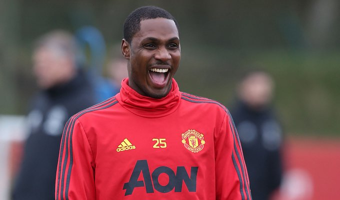 Odion Ighalo gets Man United loan extension till January 2021
