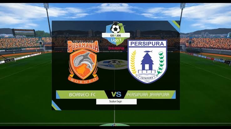 Watch Pusamania Borneo vs Persipura Jayapura Live Stream