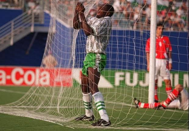 Nigerian Legend Late Rashid Yekini's Graveyard Needs Urgent Attention